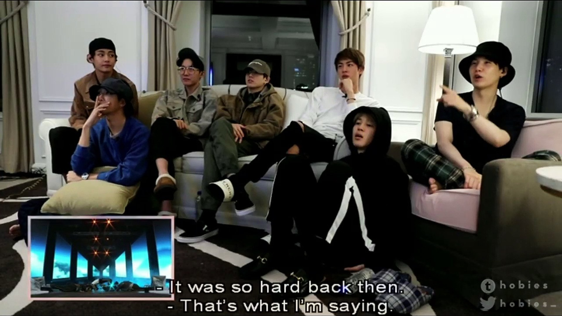 [ENG SUB] BTS LOVE YOURSELF SEOUL DVD - Commentary (DISC 2)