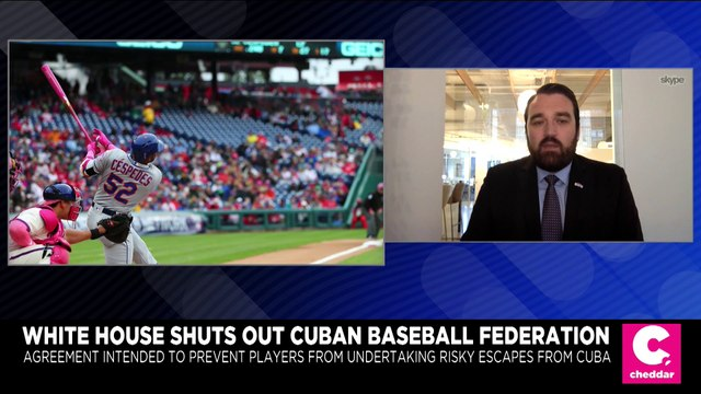 Trump Administration Scuttles MLB's Deal With Cuba