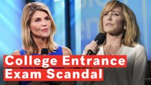 Felicity Huffman Pleads Guilty In College Admissions Scandal While Lori Loughlin Faces New Charges