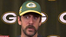Rodgers on new PI replay rules: 'It's sticky'