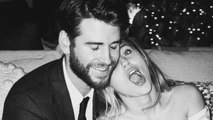Miley Cyrus and Liam Hemsworth's Private Wedding Pics Almost Leaked -- Because of Chris Hemsworth!
