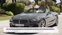 Faszinierende Luxus-Sportwagen - Das neue BMW 8er Coupé und das neue BMW 8er Cabriolet
