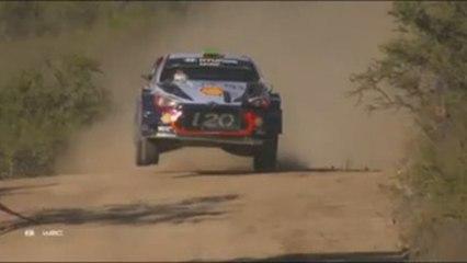 Argentina presenta la quinta etapa del Campeonato Mundial de Rally