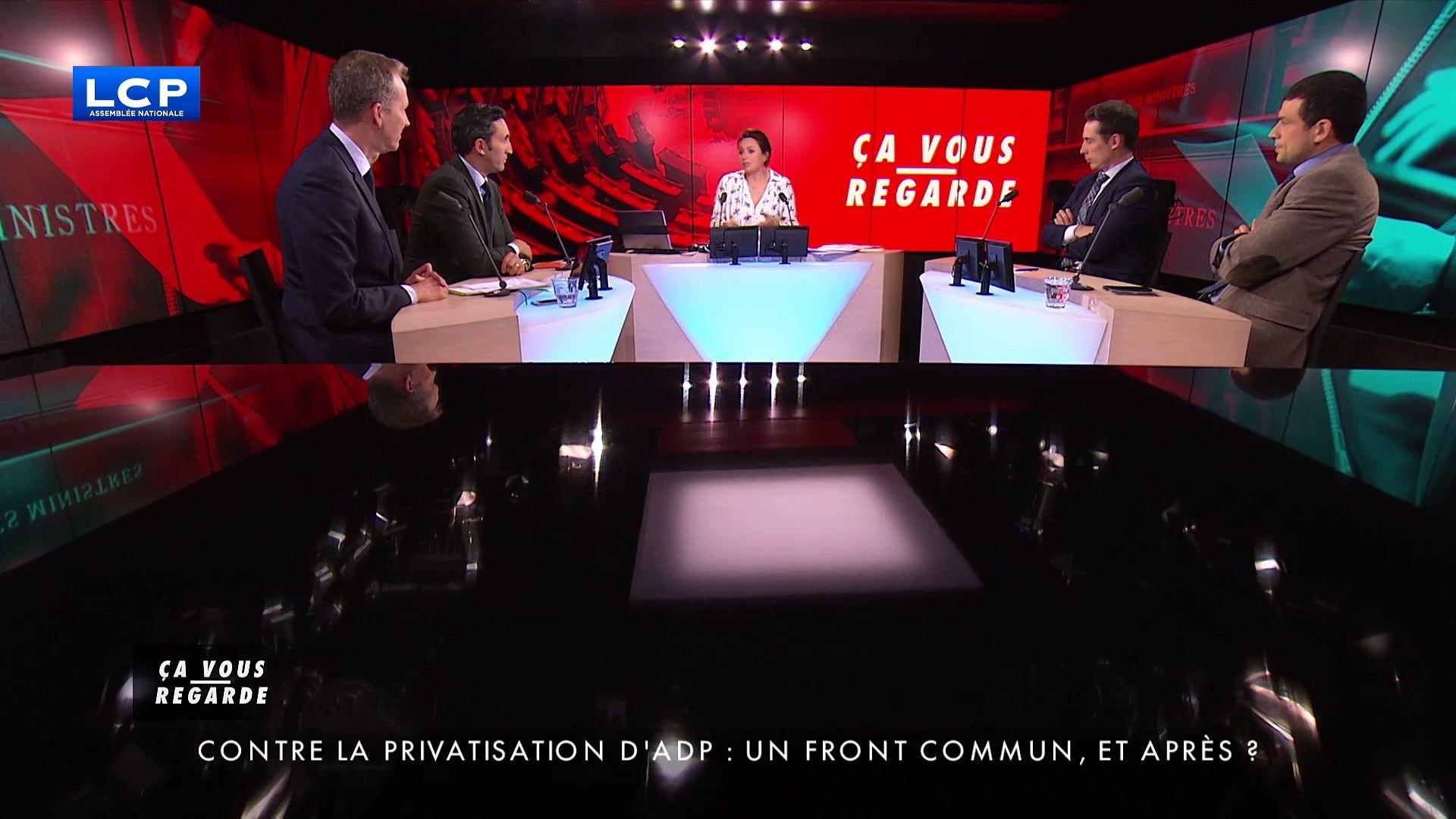 Contre la privatisation d'ADP : un front commun, et après ?