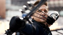 Jeremy Renner's Favorite Hawkeye Stunt in the MCU