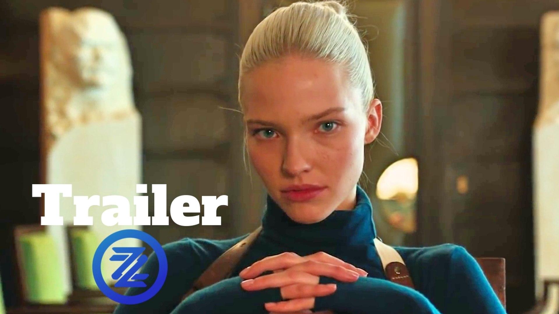 All About Anna 2005 Movie anna trailer #1 (2019) sasha luss, helen mirren thriller movie hd