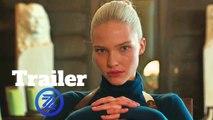 Anna Trailer #1 (2019) Sasha Luss, Helen Mirren Thriller Movie HD
