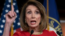 A Furious Nancy Pelosi Says AG Barr 'Off The Rails' On Mueller Report
