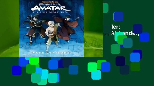Best product  Avatar: The Last Airbender: Smoke and Shadow (Avatar: The Last Airbender, Library