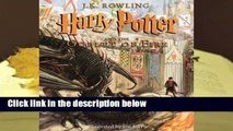 Review  Harry Potter and the Goblet of Fire: The Illustrated Edition - J.K. Rowling
