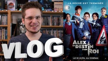 Vlog #596 - Alex, le Destin d'un Roi