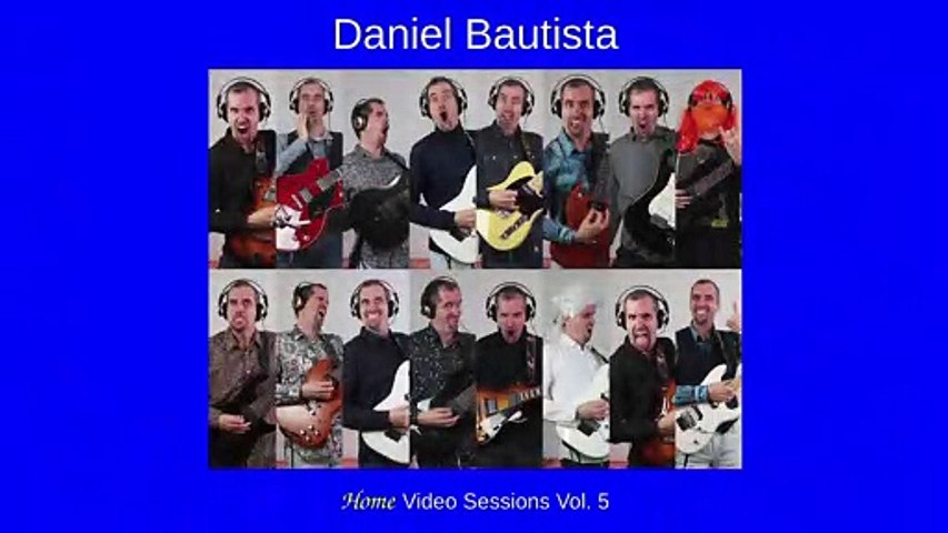 Daniel Bautista - Home Video Sessions Vol. 5 (available now)