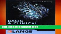 Full version  Basic and Clinical Pharmacology 14th Edition  Review