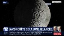 Pourquoi la conquête de la Lune est à nouveau relancée