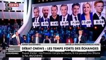 Débat sur l'Europe hier soir sur Cnews: Regardez en 90 secondes les moments forts de cet affrontement entre les 7 représentants des principaux partis
