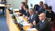 Délégation aux collectivités territoriales : M. Olivier Dussopt, ministre, sur la transformation de la fonction publique - Mercredi 10 avril 2019