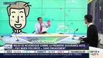 """Wilov, la première assurance auto """"pay when you drive"""" sans engagement - 11/04"""
