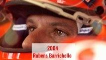 Formule 1 : le palmarès du Grand Prix de Chine de 2004 à 2018