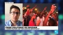 Khartoum : des hauts-cadres de l'armée se sont réunis sans Omar el-Béchir