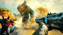 "RAGE 2 ""Weapons and Abilities"" Gameplay"