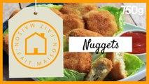 Recette de nuggets fait-maison - 750g