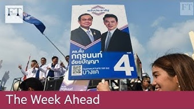 Thailand elections, FedEx results, BofE sets rates