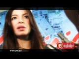 Angel Locsin at the Unofficially Yours premiere