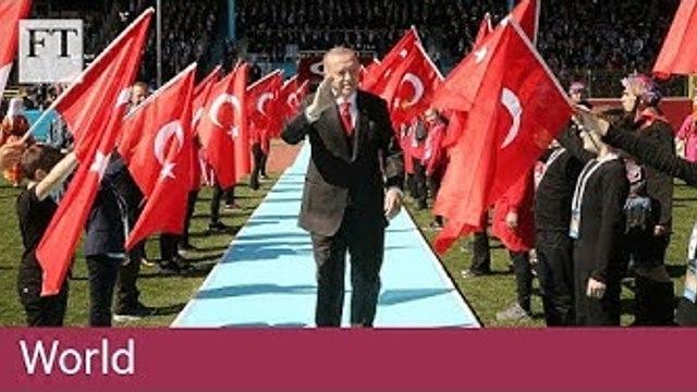 Erdogan blames NZ mosque attack on anti-Turkish sentiment
