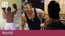 The Wild West of Russian amber mining and the wrestler on the run