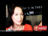 """Gloria Diaz on issue with Anabelle Rama: """"There was a slight misunderstanding...I think maayos na."""""""