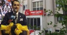 Fatih Erbakan'ın Şikayeti Üzerine, Saadet Partisi Genel Merkezi Tahliye Edildi