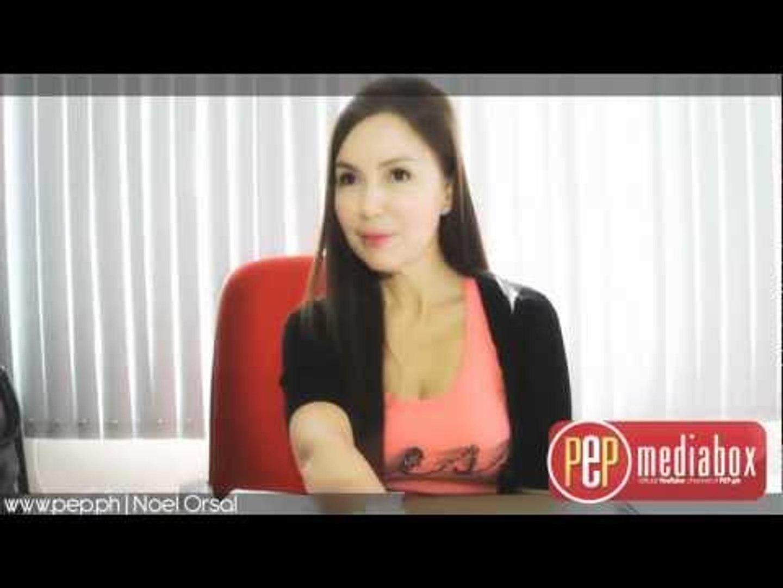 Cristina Gonzales still loves showbiz; talks about fashion and beauty