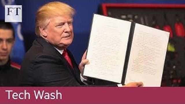 Tech wash: Donald Trump's unclear reform of H-1B visas