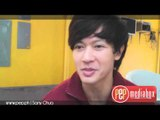 Ronnie Liang spends birthday with the children of Philippine Children's Medical Center