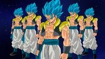 Dragon Ball Super Broly - Todas las figuras Ultimate Soldiers