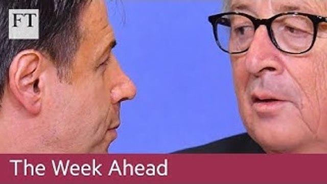 Italy-EU talks, US jobs report, Nato's 70th anniversary
