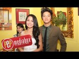 """Kathryn Bernardo and Daniel Padilla are overwhelmed by fans' positive response to """"Must Be Love"""""""