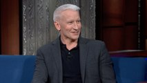 Anderson Cooper Became A White Walker