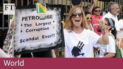 Brazil's 'Car Wash' corruption scandal explained