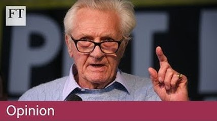 Brexit: why Michael Heseltine is sceptical on Tory-Labour talks