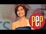 Jennylyn Mercado does not want to reveal what Erap whispered to her