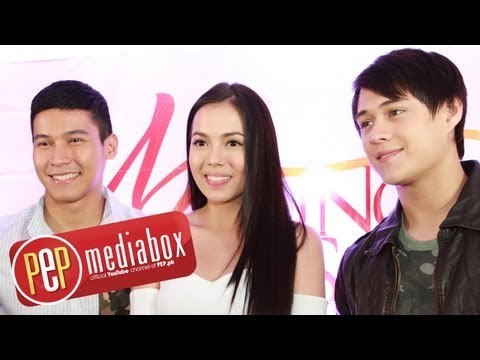 Julia Montes, Enrique Gil, and Enchong Dee talk about bonding moments on