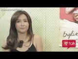 PEPtalk. Jennylyn Mercado does the English-to-Beki translation PEPtalk Challenge