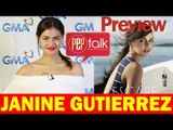 PEPtalk. Preview Magazine May 2015 cover girl Janine Gutierrez (Full Interview)