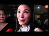 Heart Evangelista says her parents are supportive of Chiz Escudero VP bid