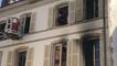 Incendie d'appartement en centre-ville à Alençon