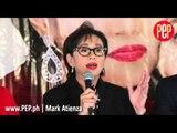 "Vilma Santos talks about Director Joyce Bernal's ""no familiarity"" rule"