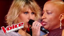 Tina Turner - The Best | Dominique Magloire VS Véronique Sévère | The Voice France 2012 | Battle