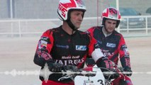 PODCAST Motoball : le spectacle plein gaz