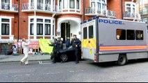 Julian Assange arrested in London: UK police